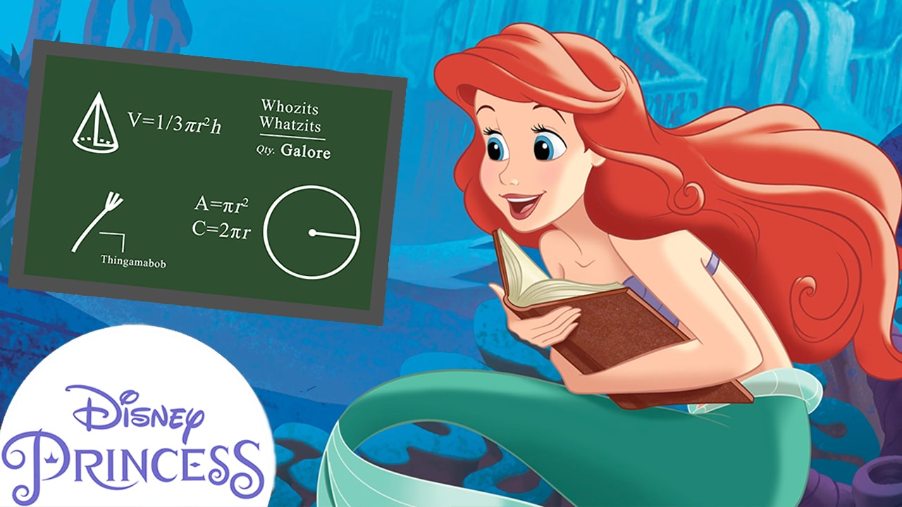 Fun Facts About Ariel! How Many Do You Know? | Disney Princess