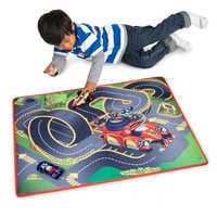 Image of Mickey and the Roadster Racers Playmat & Vehicles Play Set # 2