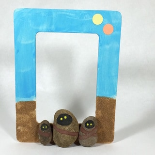 How to Make a Jawa Picture Frame