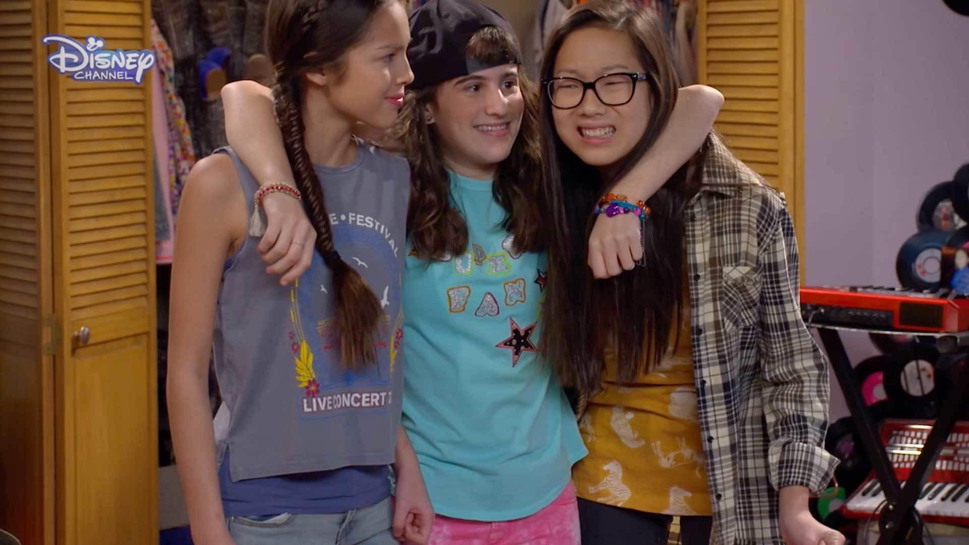 Ghidul despre viață al lui Paige și Frankie - Super fani