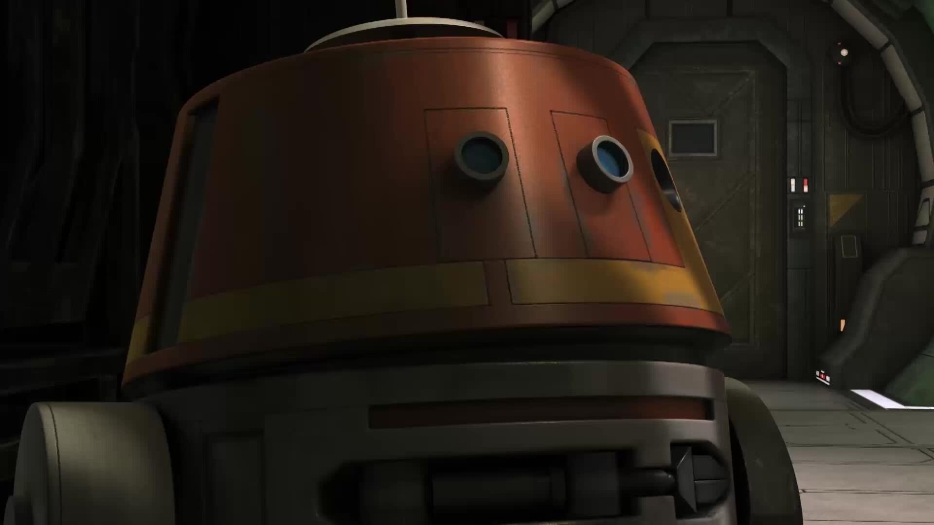 Star Wars Rebels - Geen vertrouwen