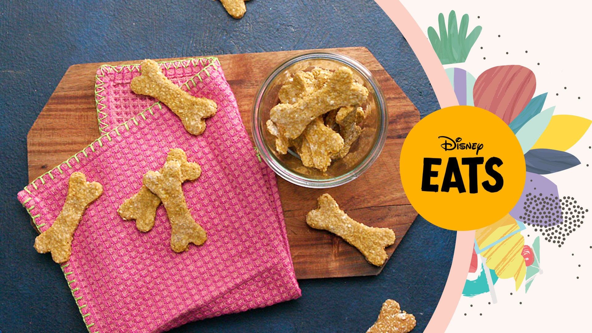 Dante Dog Treats | Disney Eats x Tastemade