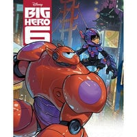 Big Hero 6 - Big Golden Book