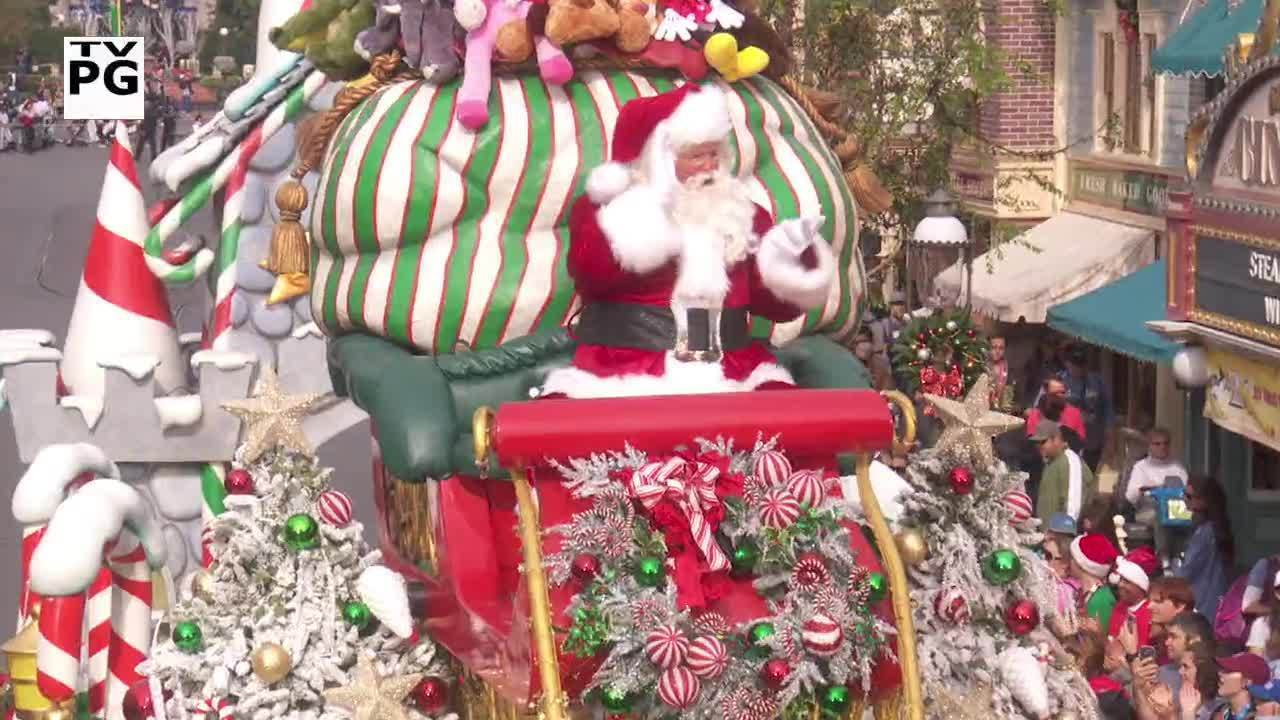 Disney Parks' Magical Christmas Celebration