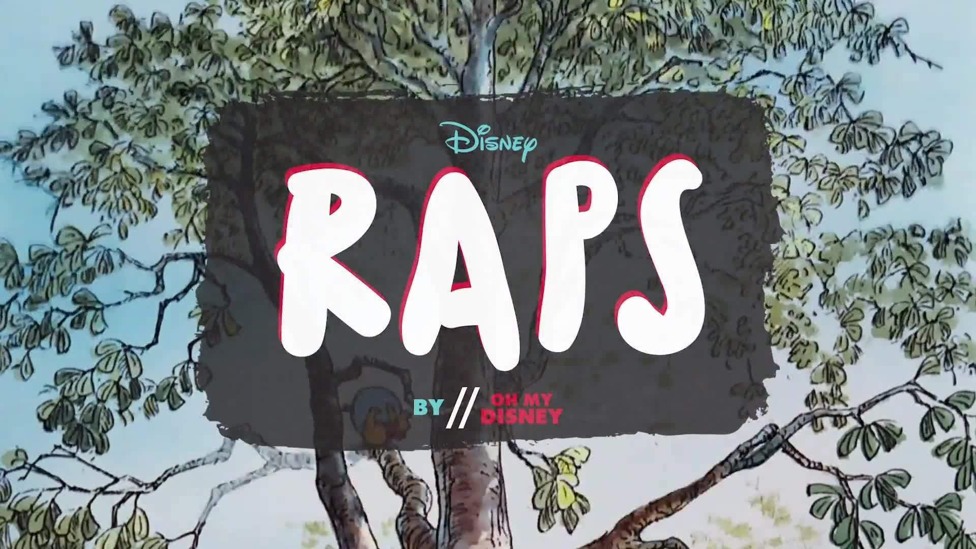 Winnie the Pooh | Disney Raps