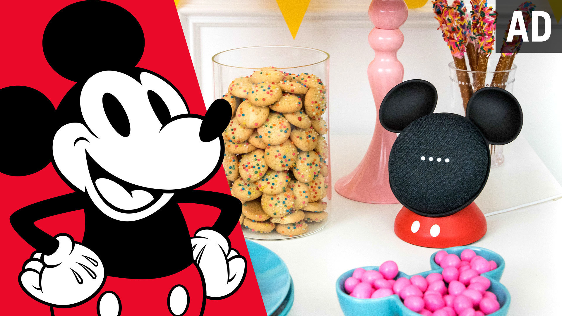 Colorful Mickey Mouse Party | Disney Family