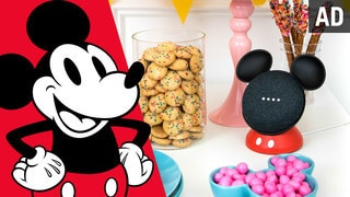 Colorful Mickey Mouse Party