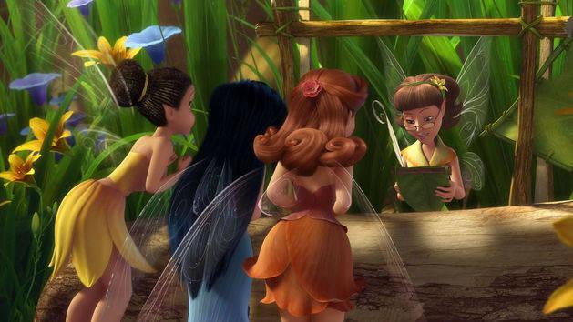 Buscando a Tinker Bell