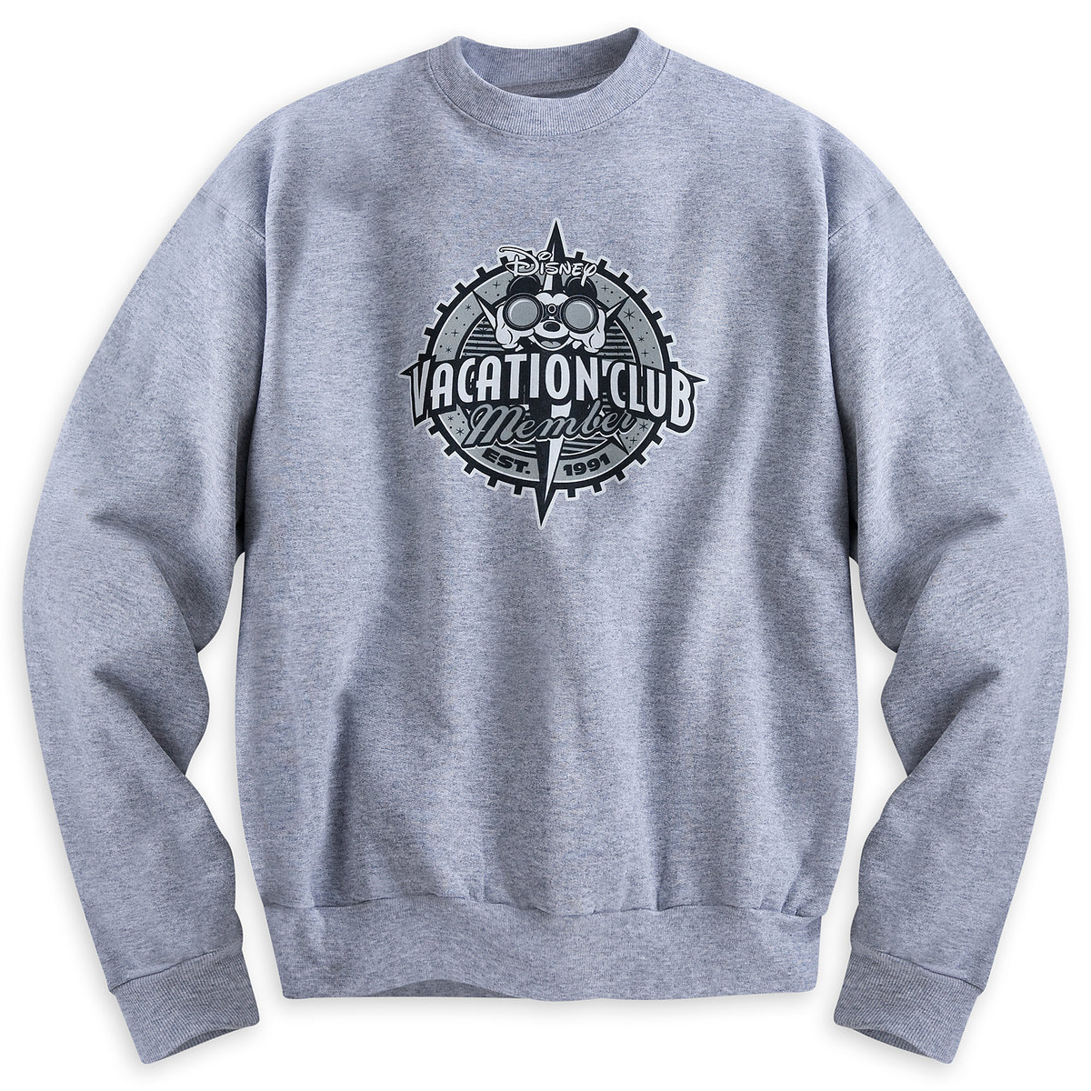 newest bf3c4 cd25a Product Image of Mickey Mouse Disney Vacation Club Sweatshirt for Adults   1