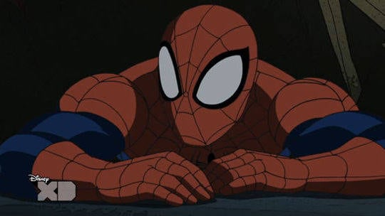 Ultimate Spider-man - Bel colpo