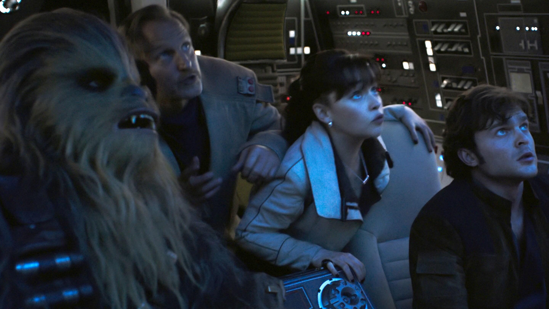 Solo: A Star Wars Story الإعلان الأول
