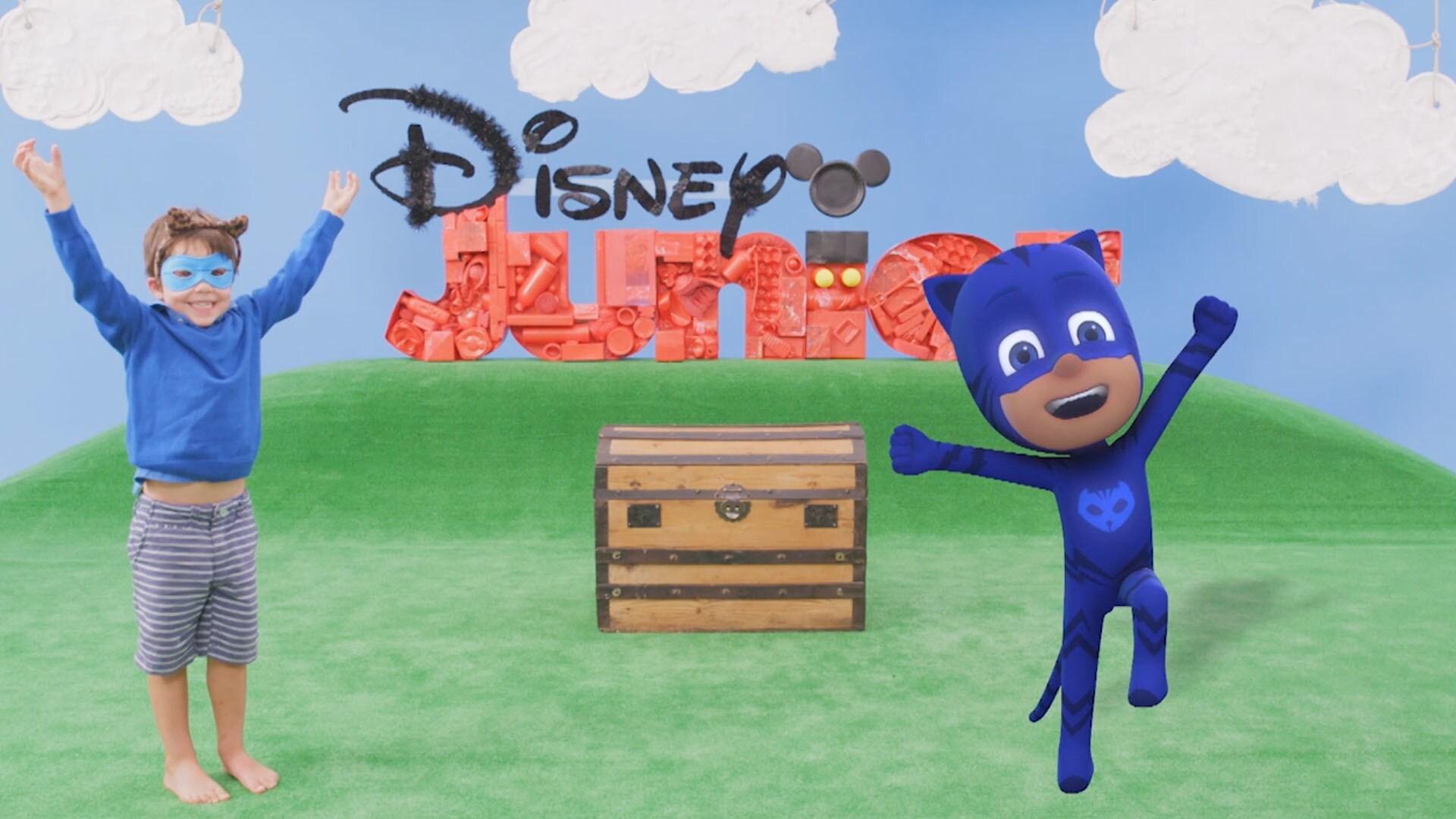 Przebieranki z Disney Junior: Kotboy