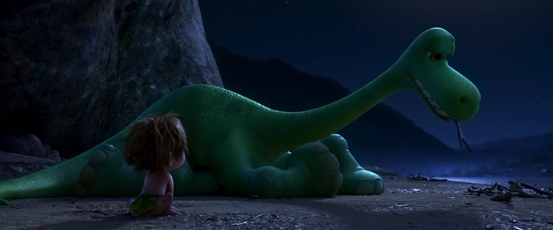 The Good Dinosaur - Extract 2