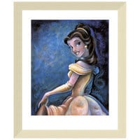 Beauty and the Beast ''Classic Belle'' Giclée by Darren Wilson