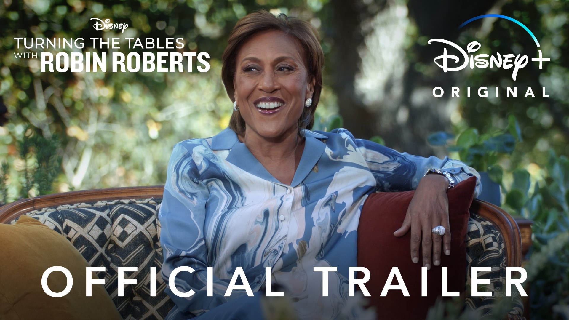 Turning the Tables with Robin Roberts | Official Trailer | Disney+