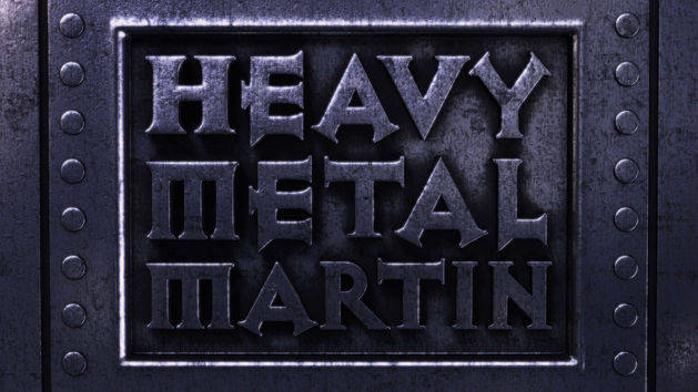 Cars toon - Heavy Metal Martin