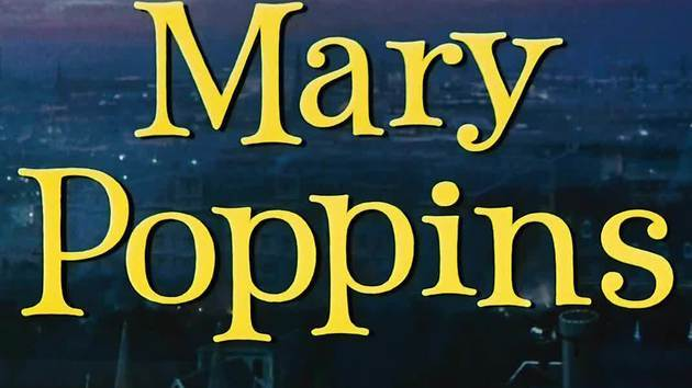 This Day In Disney History Mary Poppins Oh My Disney