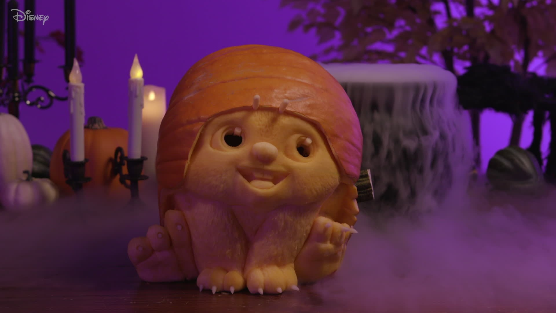 Tuk Tuk Pumpkin Carving | Disney