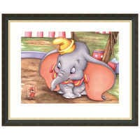 Image of ''Dumbo at the Circus'' Giclée by Michelle St.Laurent # 3