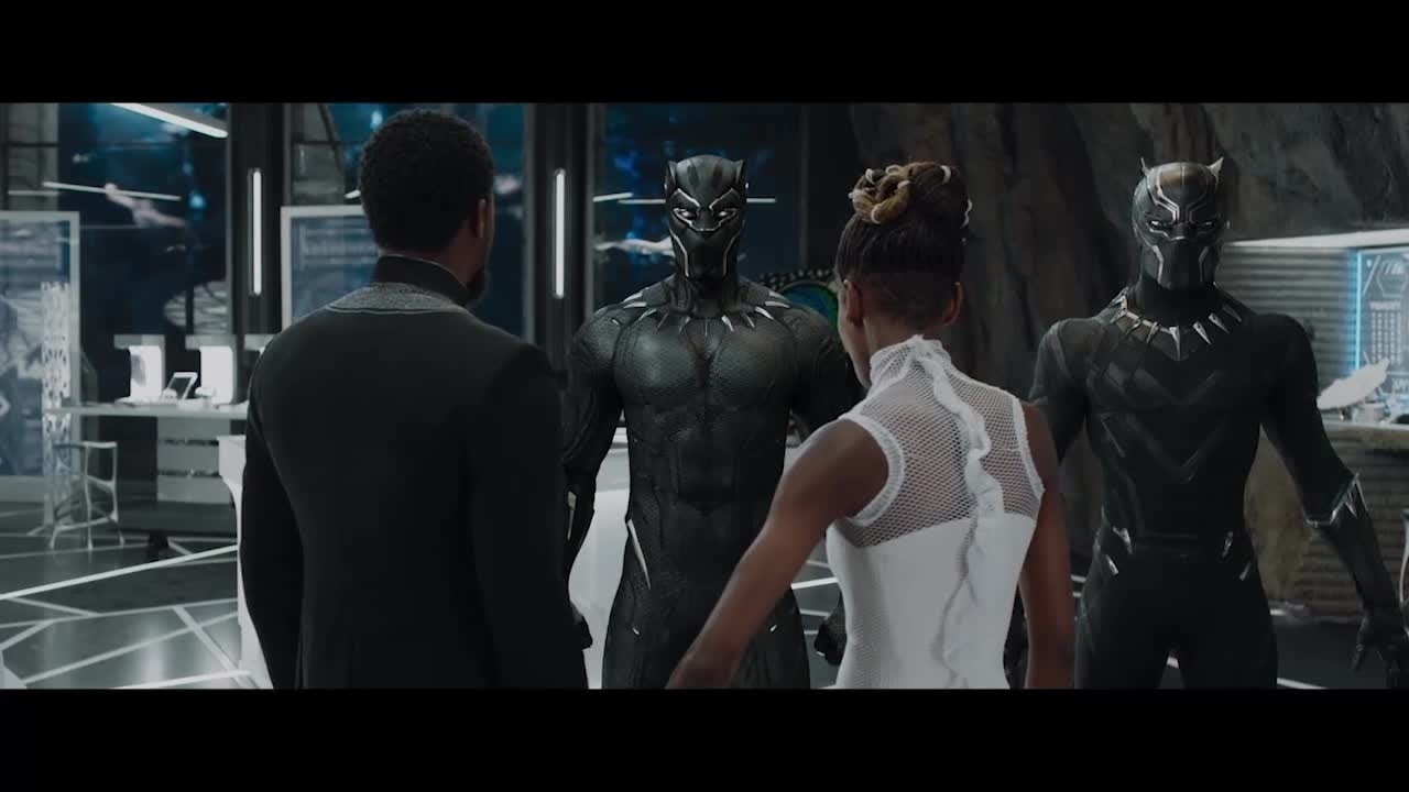 Marvel Studios   Black Panther   Good To Be King Featurette