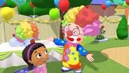Leela's Birthday Party / Abuelito's Mower