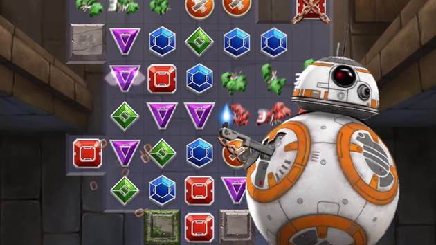 Star Wars: Puzzle Droids™ - Official Game Trailer
