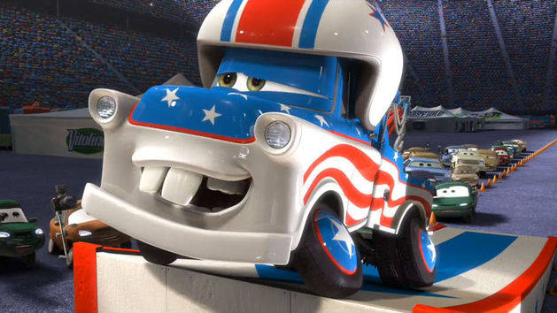 Cars Toons - Mater The Greater