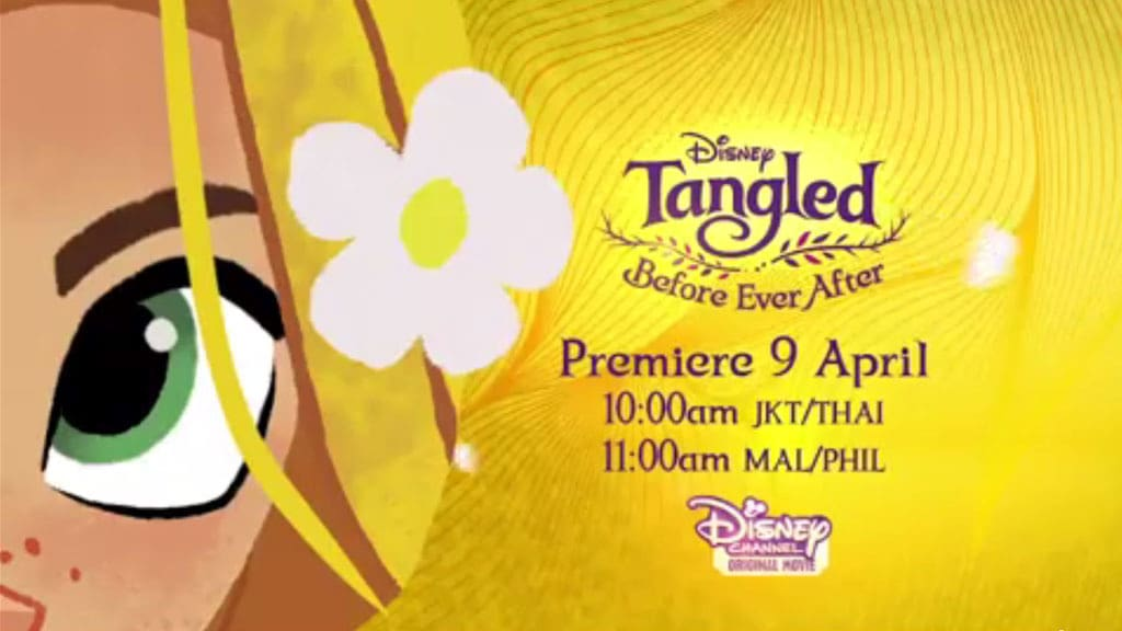 Tangled Before Ever After| Starring Rapunzel… And Hair (Trailer)