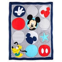 Image of Mickey Mouse Best Buddies Crib Bedding Set # 3