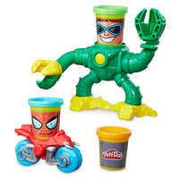Image of Spider-Man vs. Doc Ock Play-Doh Set # 1