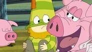 When Pigs Fly/Knight School
