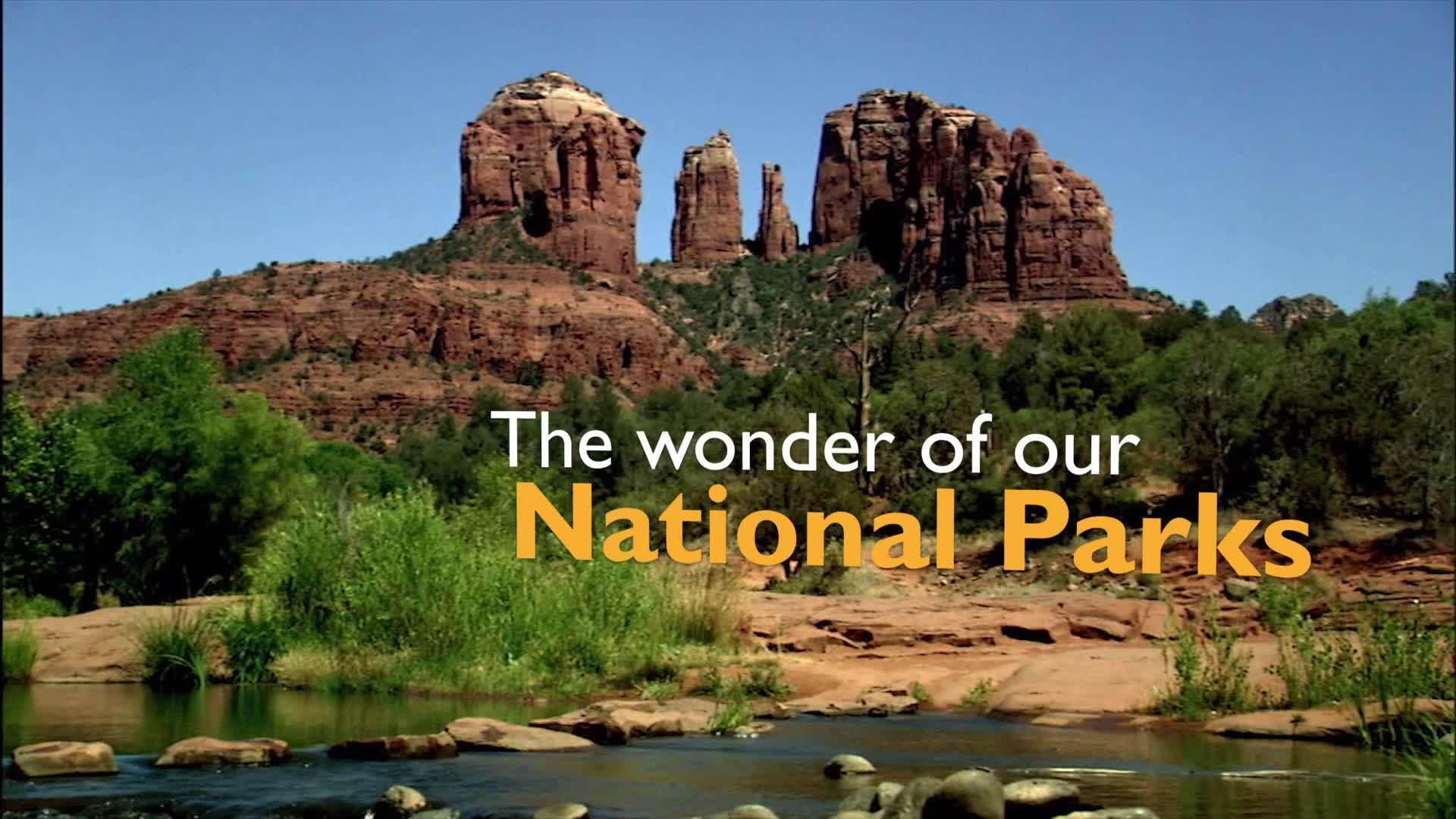The Wonder of our National Parks