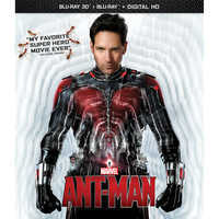 Image of Ant-Man Blu-ray 3D Combo Pack # 1