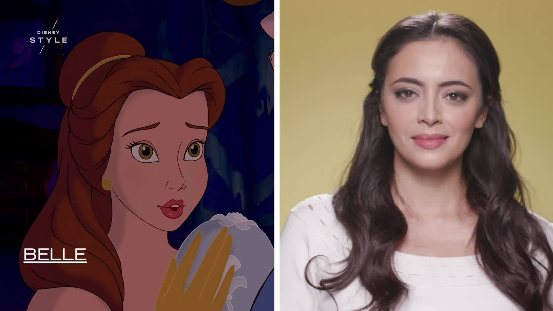 4 Wedding Beauty Ideas Inspired by the Disney Princesses