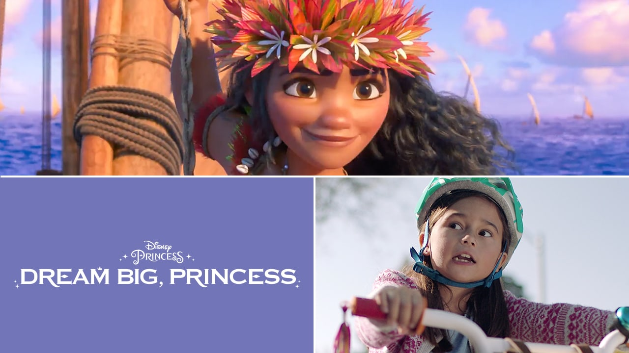 Dream Big, Princess – I am Moana | Disney