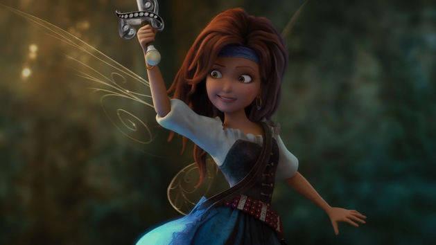 Clochette et la fee pirate - Nouvelle bande-annonce