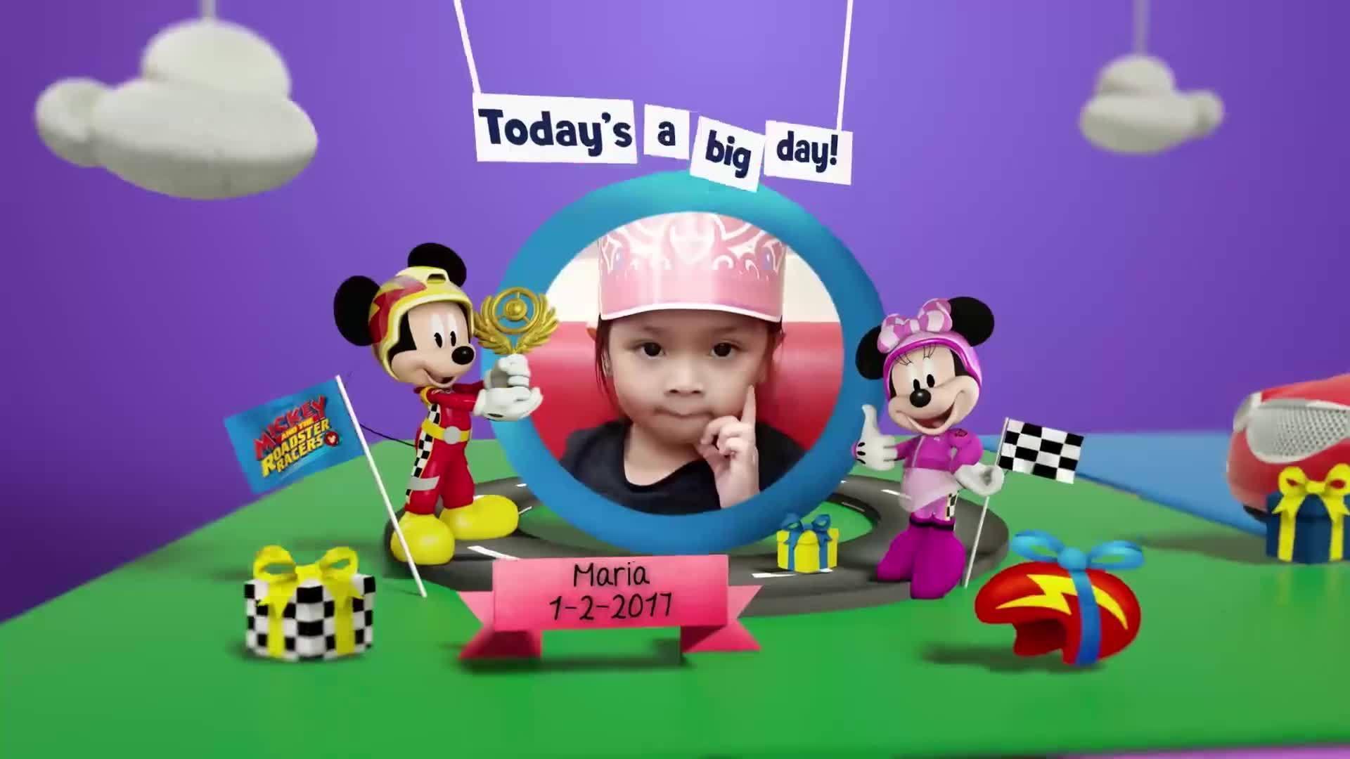 Disney Junior Birthday Book 2020 February Album 11