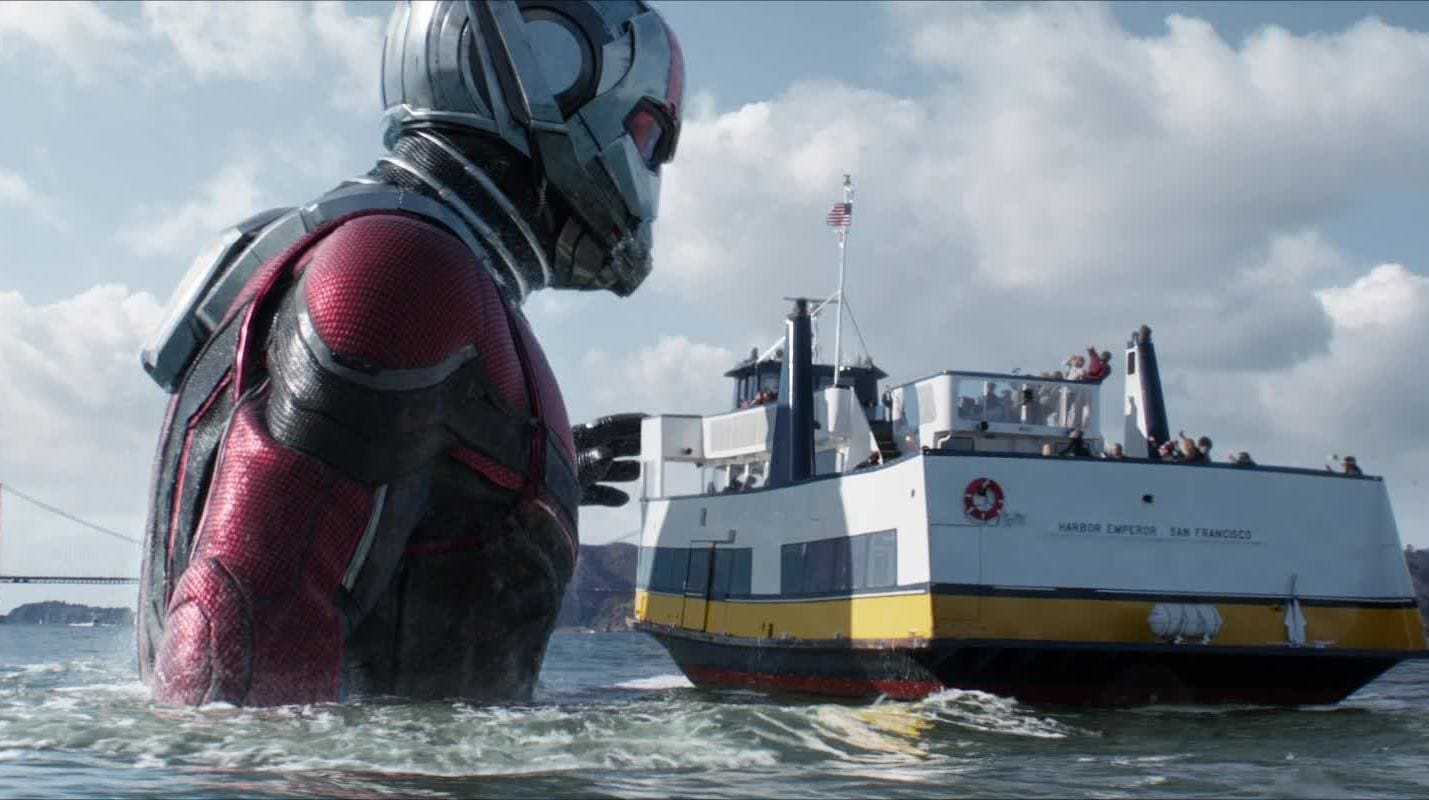 Ant-Man & The Wasp - In Theaters July 6