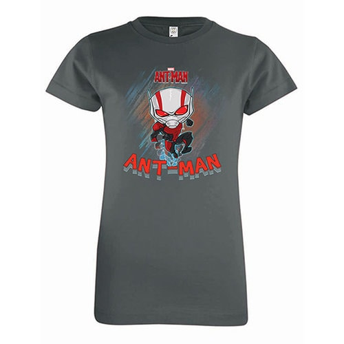 Ant-Man Tee for Girls - Customizable