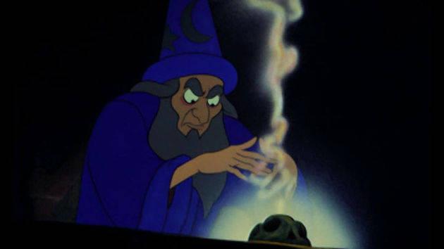 La magia del hechicero - Fantasía