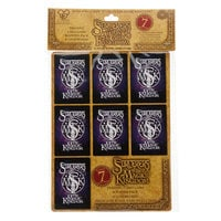 Sorcerers of the Magic Kingdom Trading Card Home Game and Gameboard