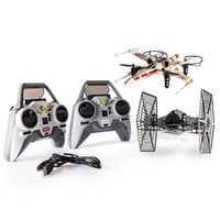 Image of X-wing vs. TIE Fighter Drone Remote Control Battle Set - Star Wars # 2
