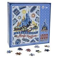Magic Kingdom 45th Anniversary Jigsaw Puzzle - Walt Disney World