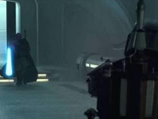 Jango Fett contra Obi-Wan