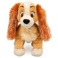 Lady Plush - Lady and the Tramp - Medium - 14''