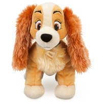 Image of Lady Plush - Lady and the Tramp - Medium - 14'' - Personalizable # 2