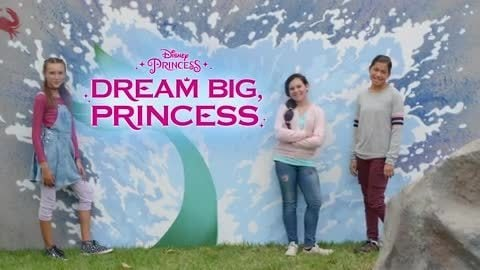 Disney Princess | Official Site | Dream Big Princess