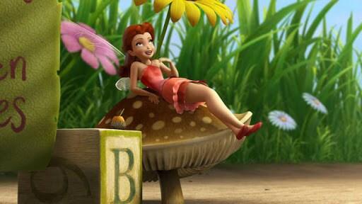 Rosetta's Garden Lesson #2 - Disney Fairies Shorts