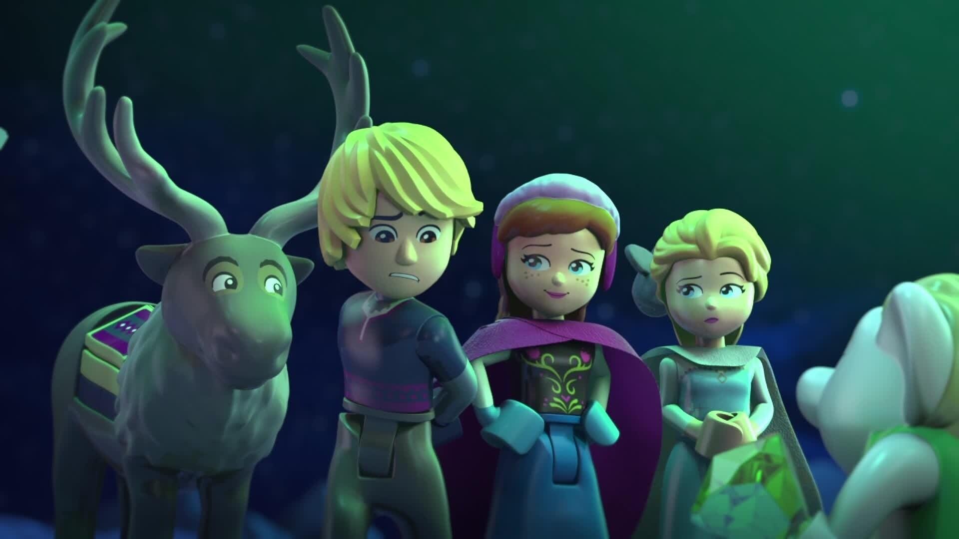 Die Eiskönigin: Zauber der Polarlichter - Folge 4
