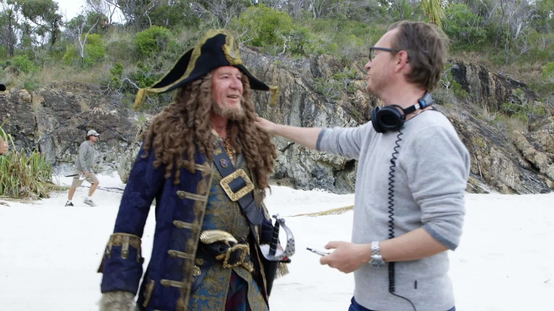 Making of PIRATES OF THE CARIBBEAN - SALAZARS RACHE